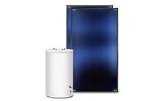 SolarLine Zonneboilersystemen