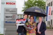Nefit steunt de Deventer Sportploeg