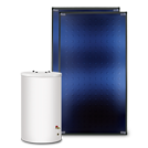 Nefit SolarLine-systeem 2-120